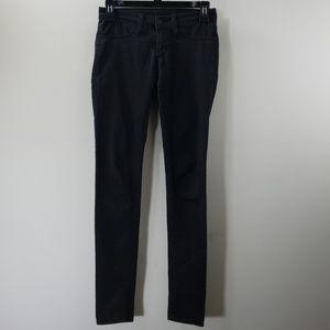 Flying Monkey Black Skinny Jeans Size 24